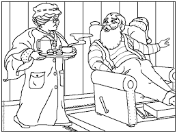 Small Picture Mrs Claus Coloring Pages GetColoringPagescom