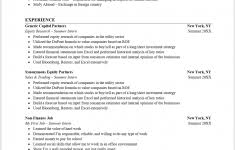 How To List Minor On Resume Overview Guide Examples Template