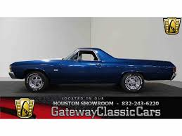 1971 Chevrolet El Camino for Sale on ClassicCars.com