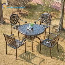 cast aluminum outdoor furniture garden