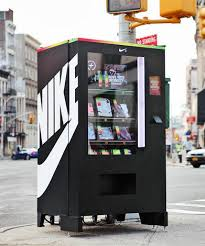 Vending Machines For Gyms Simple Nike Vending Machine 48 Retail Pinte