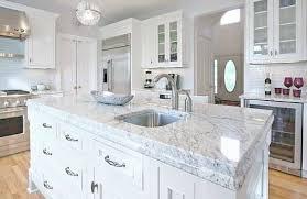 marble looking granite. Contemporary Granite Granite Countertop Color Bianco Romano On This Kitchen Island Looks Like  Carrara Marble On Marble Looking Granite U