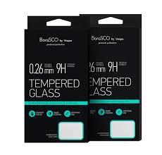 Защитное стекло borasco full cover full glue для xiaomi mi 8 lite black