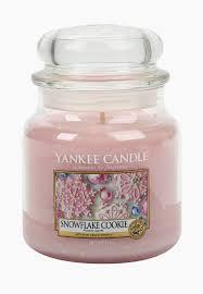 <b>Свеча ароматическая</b> Yankee Candle Печенье с глазурью ...