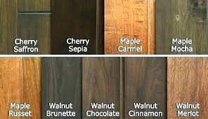 Laminate Flooring Size Chart Amusing Most Popular Hardwood Floor Stain Color Colors For
