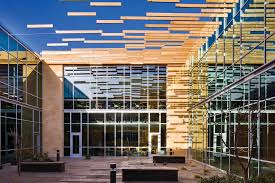 Architectural Design Magazine A Suspended Shading System Made From Wood Architect Magazine