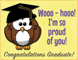 congratulations to graduate i m proud of you free family ecards greeting cards 123 greetings