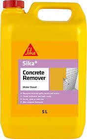 sika concrete remover