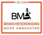 Afbeeldingsresultaat voor branchevereniging voor Modeambachten logo