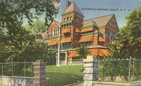 Andrew cuomo hosted western new york's democratic state delegation june 1. Governor S Mansion Albany New York Ny Original Vintage Postcard At Amazon S Entertainment Collectibles Store