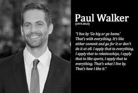 Famous Quotes About Life Lessons Custom 48 Inspiration Quotes From Your Favourite Fast The Furious Actors