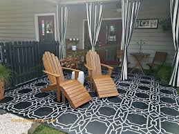 patio paint beautiful concept contempo trellis wall stencil painted concrete porch