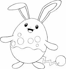 Disegni Da Colorare Di Pokemon Nero E Bianco Migliori Pagine Da