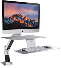 Apple Thunderbolt Display Weight Without Stand The Standing Desk for Mac Computers Ergotron 9