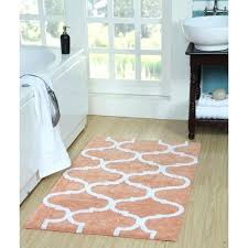 new non skid rugs washable for saffron bath rug cotton non skid geometric machine washable 84