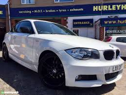 BMW 5 Series 1 series bmw coupe m sport : Bmw 1 Series Diesel Coupe 118d M Sport Step Auto | MotoPark UK