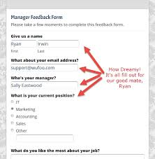 how to fill out a form everything is gonna be modifine how to modify your urls wufoo wufoo