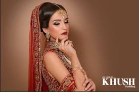 asian bridal makeup artist and hair stylist using top s and good