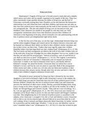 lear essay king lear essay
