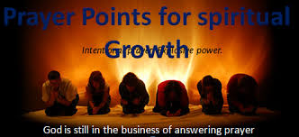 Youth Revival Scriptures Prayer Points Prayer Points For Spiritual Growth With Bible