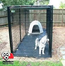 post pictures of your dog pen outdoor news forum kennel ideas