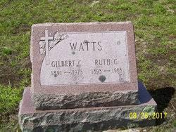 Ruth Estella Clarke Watts (1893-1988) - Find A Grave Memorial