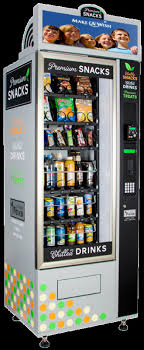 Vending Machines Calgary Extraordinary Brand New Luxury Hightech Vending Machines Calgary Area