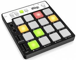 Купить MIDI-контроллер <b>IK Multimedia iRig</b> Pads с бесплатной ...