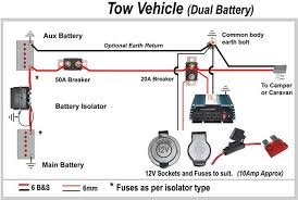 battery wiring diagram trailer together with dual battery isolator how to wire trailer lights 7 way travel trailer dual battery wiring diagram trailer battery wiring rh 107 191 48 154