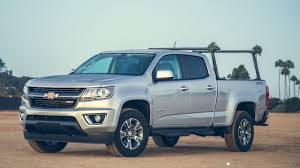 2015 Chevrolet Colorado Pickup - First Drive