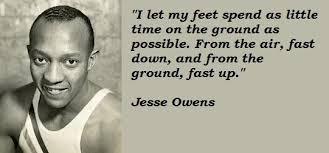 Jesse Owens Quotes Amazing 48 Jesse Owens Quotes QuotePrism