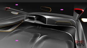 car interior sketch.  Car Car Interior Sketch Photoshop U0026 Design And Sketch I