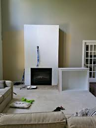 Living Room Built In Cabinets Living Room Built Ins Tutorial Cost Decor And The Dog