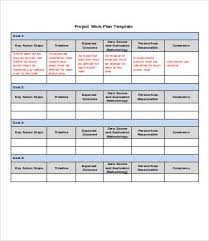 Project Management Template Word Project Plan Template Word 10 Free Word Documents Download Free