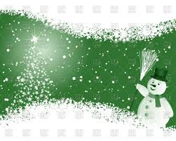 green christmas background clipart. Fine Background Green Christmas Background With Snowflakes And Snowman Vector Image U2013  Artwork Of Backgrounds Textures Click To Zoom Intended Background Clipart RF Clipart