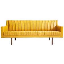 edward wormley bracket back sofa