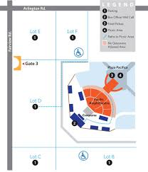 Irvine Barclay Seating Chart Pacific Symphony Pacific Amphitheatre