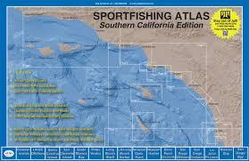 Free Fishing Charts Sportfishing Atlas Southern California Edition