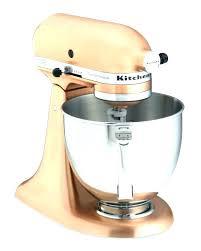 kitchenaid copper mixers copper mixer bowl target