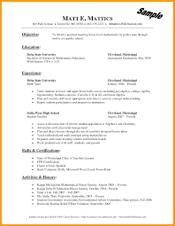 resume examples high school student resume free high school resume template