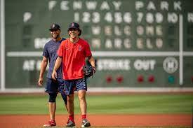 Marcelo Mayer, Boston Red Sox 2021 ...