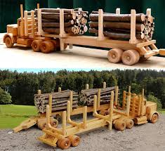 plan 214 scale 1 20 tuff truck pulp wood trailer through the giant forests of north america canada and in the forrests of australia big log trucks are