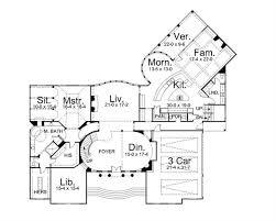colonial european house plan 106 1189 3 bdrm, 5258 sq ft home plan Cape Cod Greek Revival House Plans main floor plan Modern Cape Cod House Plans