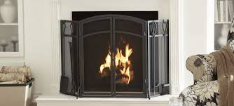 Shop Fireplace Screens At LowescomFireplace Cover Lowes