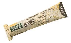 Органический <b>бальзам для губ Organic</b> Lip Balm Vanilla 6г (ваниль)
