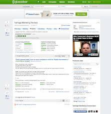 vantage marketing review glassdoor