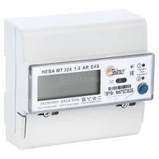 Трехфазный многотарифный счетчик электрической энергии