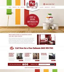 bold playful house web design for maverick web in united states design 2825812