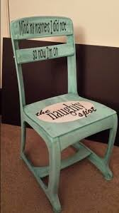 repurposed furniture for kids. timeout chair naughty spot repurposed furniture for kids h