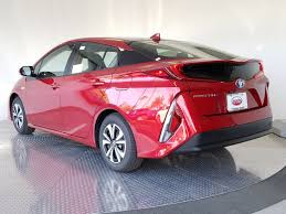 2017 New Toyota Prius Prime Four at Kearny Mesa Toyota Serving ...